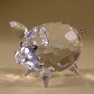 Swarovski_pig_medium_wire_tail_010031 | The Crystal Lodge