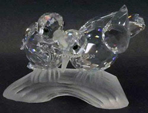 Swarovski_1989_Turtledoves_annual_edition_117895 | The Crystal Lodge