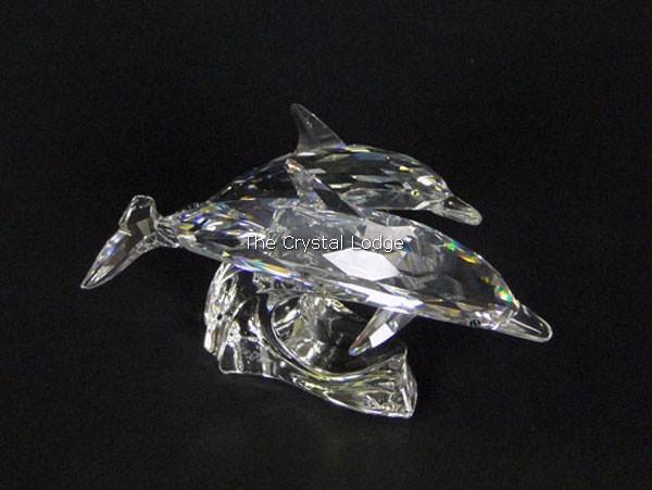 Swarovski_1990_dolphins_annual_edition_153850 | The Crystal Lodge