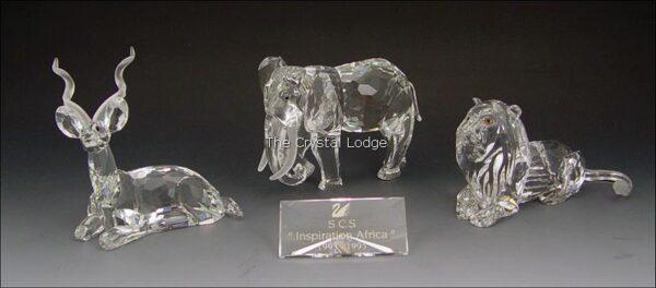 Swarovski_1993_african_elephant_annual_edition_169970   The Crystal Lodge