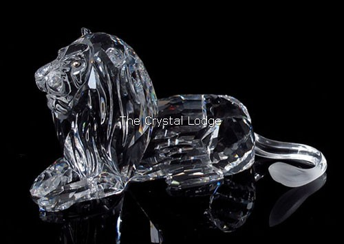 Swarovski_1995_Lion_annual_edition_185410 | The Crystal Lodge