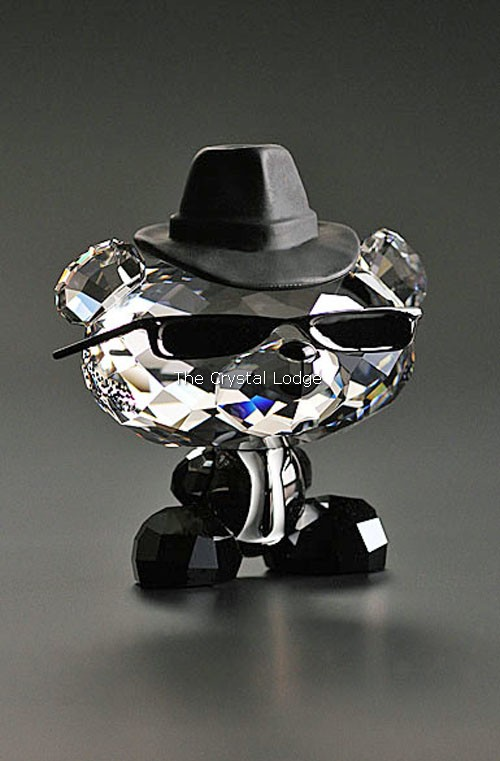 Swarovski_Bo_Bear_Blues_1186626 | The Crystal Lodge