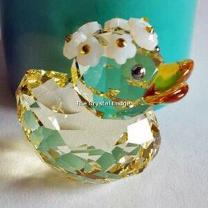 Swarovski_Happy_Duck_Charming_Daisy_5136373 | The Crystal Lodge