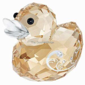 Swarovski_Happy_Duck_Miss_Elegant_5080337 | The Crystal Lodge