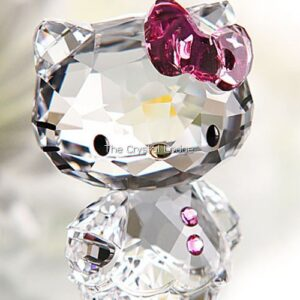 Swarovski_Hello_Kitty_Pink_bow_1096877 | The Crystal Lodge
