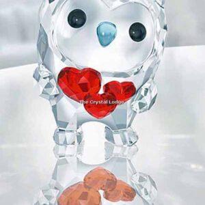 Swarovski_Hoot_the_Owl_In_Love_5270271 | The Crystal Lodge
