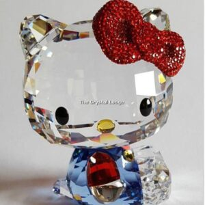 Swarovski_Sanrio_Hello_Kitty_with_red_bow_5135946 | The Crystal Lodge
