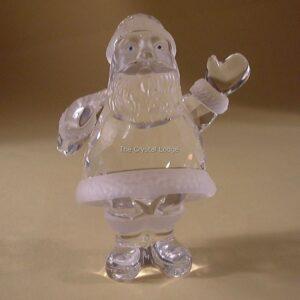 Swarovski_Santa_Claus_Father_Christmas_221362   The Crystal Lodge