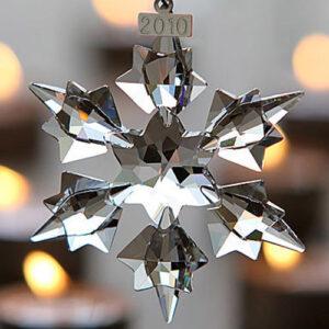Swarovski Christmas Ornaments - annual