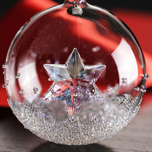 Swarovski Christmas ornaments - Ball single and sets