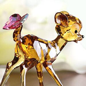 Swarovski Disney - Bambi colour series