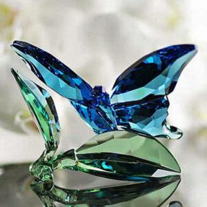 Swarovski Crystal Paradise - Butterflies large