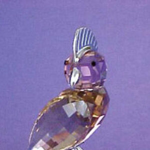Swarovski Crystal Paradise - Bird objects