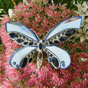 Swarovski Crystal Paradise - Bugs insects and butterfly brooches