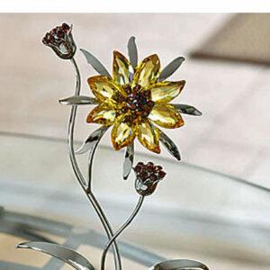 Swarovski Crystal Paradise - Flowers original series