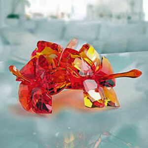 Swarovski Crystal Paradise – Flowers large