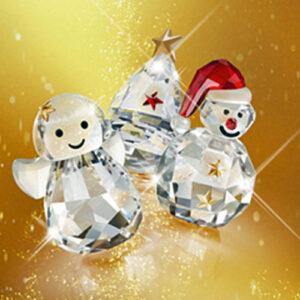 Swarovski Christmas and seasonal - Rocking items