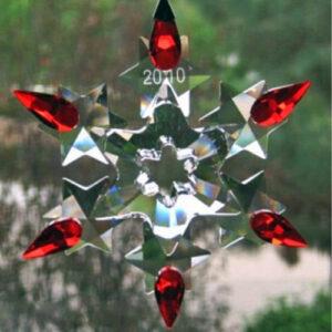 Swarovski Christmas ornaments - annual special editions