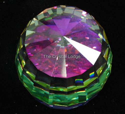 Swarovski_paperweight_barrel_vitrail_medium_7453060087 | The Crystal Lodge