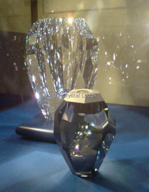 Swarovski_vase_Silex_clear_892540   The Crystal Lodge